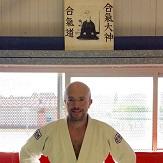 Khalid Lamine Professeur du club d'aïkido des Pradettes
